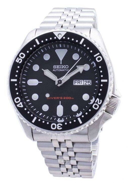 Seiko Automatic Divers 200M 21 Jewels SKX007K2 Mens Watch