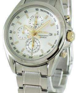 Seiko Titanium Chronograph SNDC95P1 Mens Watch