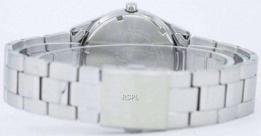 Seiko Solar Quartz SNE039P1 SNE039 SNE039P Mens Watch