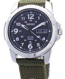 Seiko Solar Sports SNE095P2 Mens Watch
