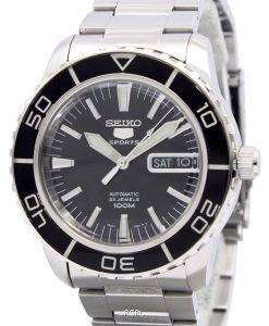 Seiko Automatic Sports SNZH55K1 SNZH55 SNZH55K Mens Watch