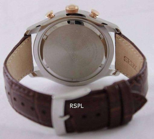 Seiko Chronograph Perpetual SPC129P1 SPC129P SPC129 Mens Watch