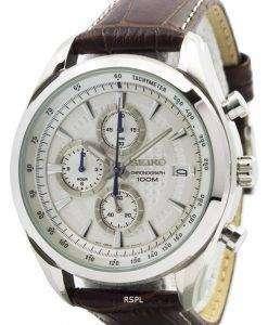 Seiko Quartz Chronograph SSB181P1 SSB181P Mens Watch