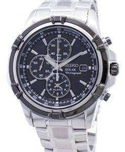 Seiko Chronograph Solar SSC147P1 SSC147P SSC147 Mens Watch