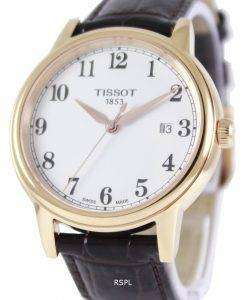 Tissot T-Classic Carson Quartz T085.410.36.012.00 T0854103601200 Men's Watch
