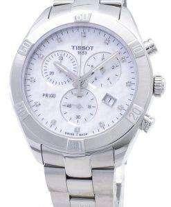 Tissot T-Classic PR 100 Sport Chic T101.917.11.116.00 T1019171111600 Chronograph Women's Watch