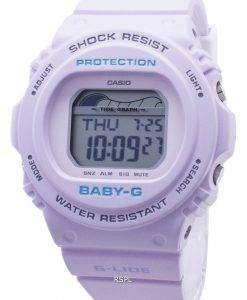 Casio Baby-G G-Lide BLX-570-6 BLX570-6 Tide Graph Shock Resistant 200M Women's Watch
