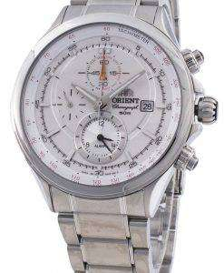 Orient Pyramid CTD0T006W TD0T006 Tachymeter Quartz Men's Watch