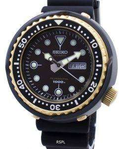 Seiko Prospex Professional S23626 S23626J1 S23626J Titanium Limited Edition 1000M Men's Watch