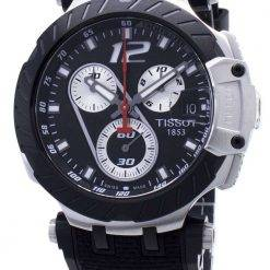 Tissot T-Race Jorge Lorenzo T115.417.27.057.00 T1154172705700 Limited Edition Chronograph Men's Watch