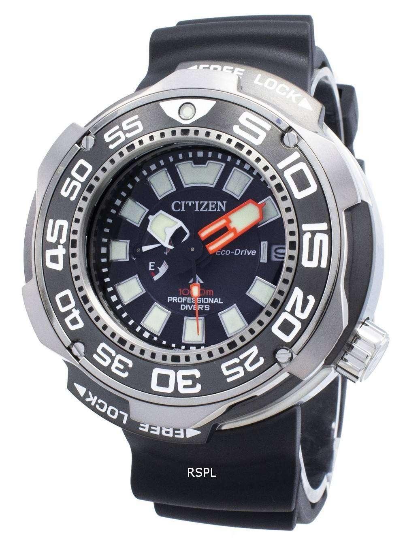 Citizen Promaster Diver's BN7020-09E Eco-Drive 1000M Men's Watch