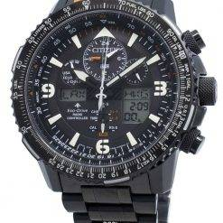 Citizen Promaster JY8085-81E Eco-Drive Radio Controlled Analog Digital 200M Men's Watch