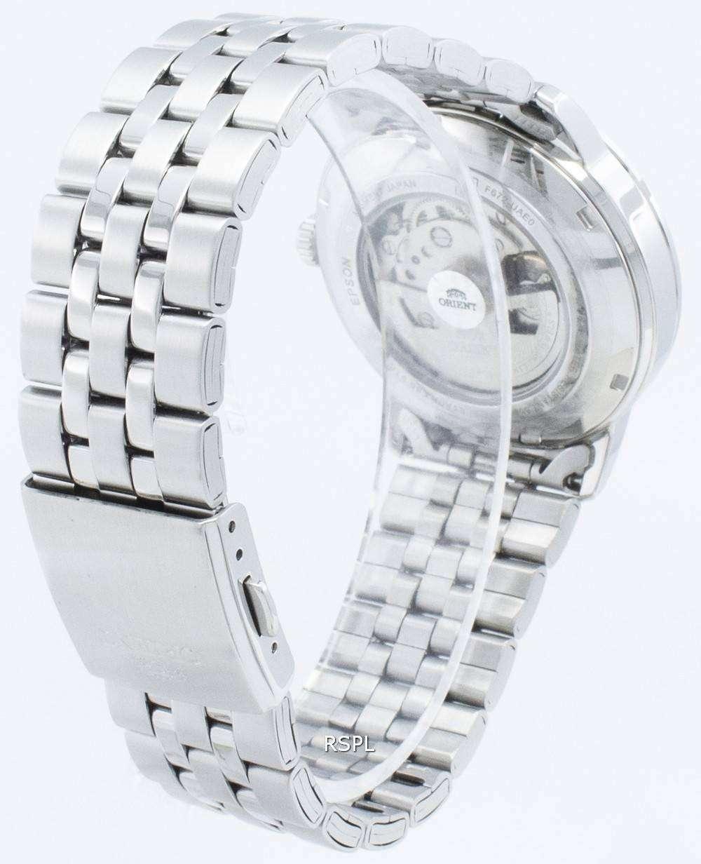 Orient RA-AC0F01B10B Automatic 22 Jewels Men's Watch