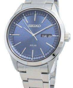 Seiko Conceptual SNE525P SNE525P1 SNE525 Analog Solar Men's Watch