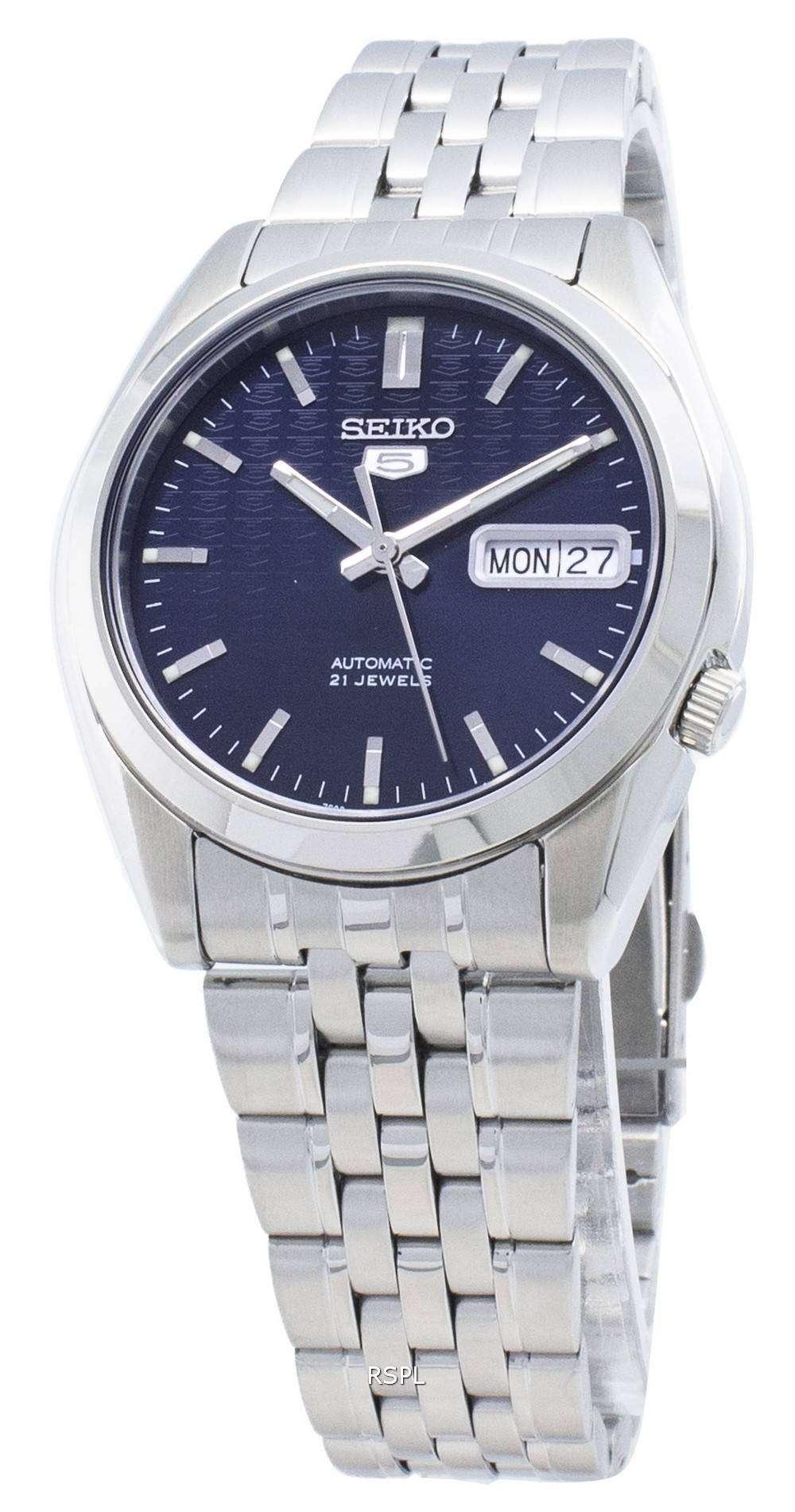 Refurbished Seiko 5 Automatic SNK357 SNK357K1 SNK357K Analog Men's Watch