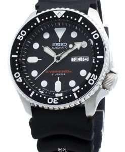 Refurbished Seiko Automatic SKX007J SKX007J1 SKX007 Japan Made Diver's 200M Men's Watch