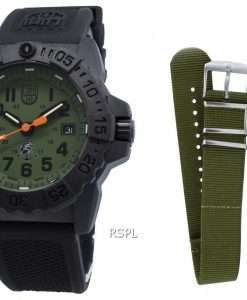 Luminox Navy Seal XS.3517.NQ.SET Quartz 200M Men's Watch