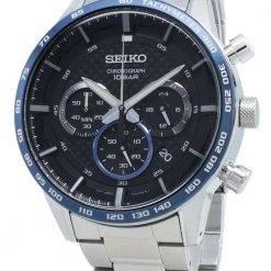 Seiko Chronograph SSB357 SSB357P1 SSB357P Tachymeter Quartz Men's Watch