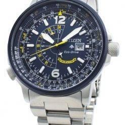 Citizen Promaster Nighthawk BJ7006-56L Eco-Drive 200M Men's Watch