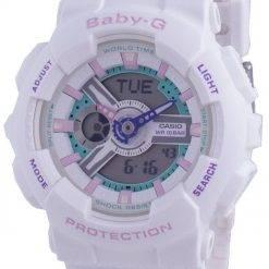 Casio Baby-G BA-110TH-7A Quartz Shock Resistant Women's Watch